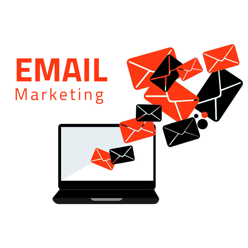 Email marketing rules when it comes to dragging organic marketing promotions.